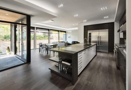 Kitchen design by Haley Fiorenza Design