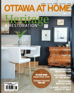 Ottawa Home Cover- Cedar Ridge Designs