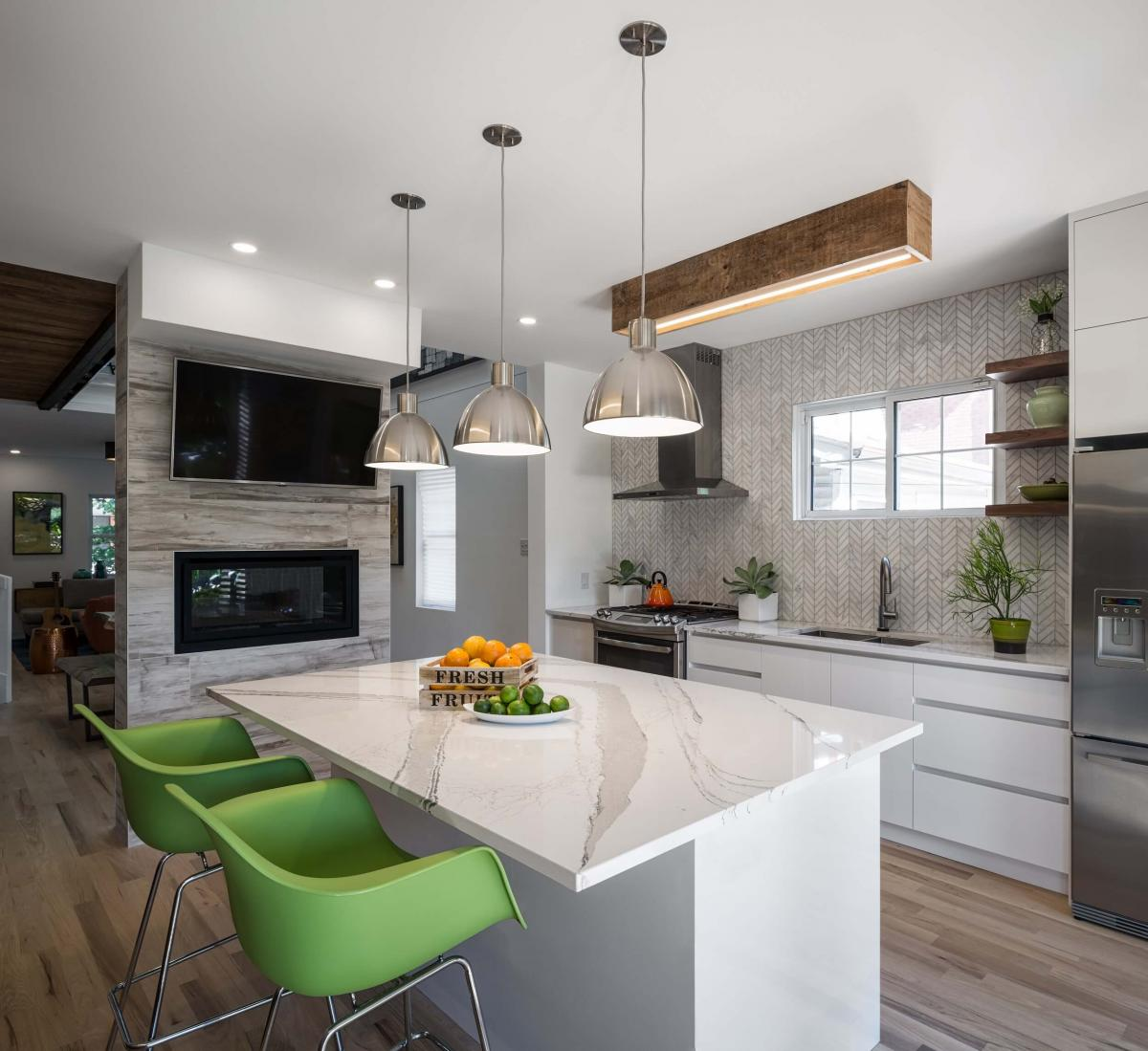 Kitchen Renovation Hamilton Ontario: Cedar Ridge Designs & Custom Cabinetry